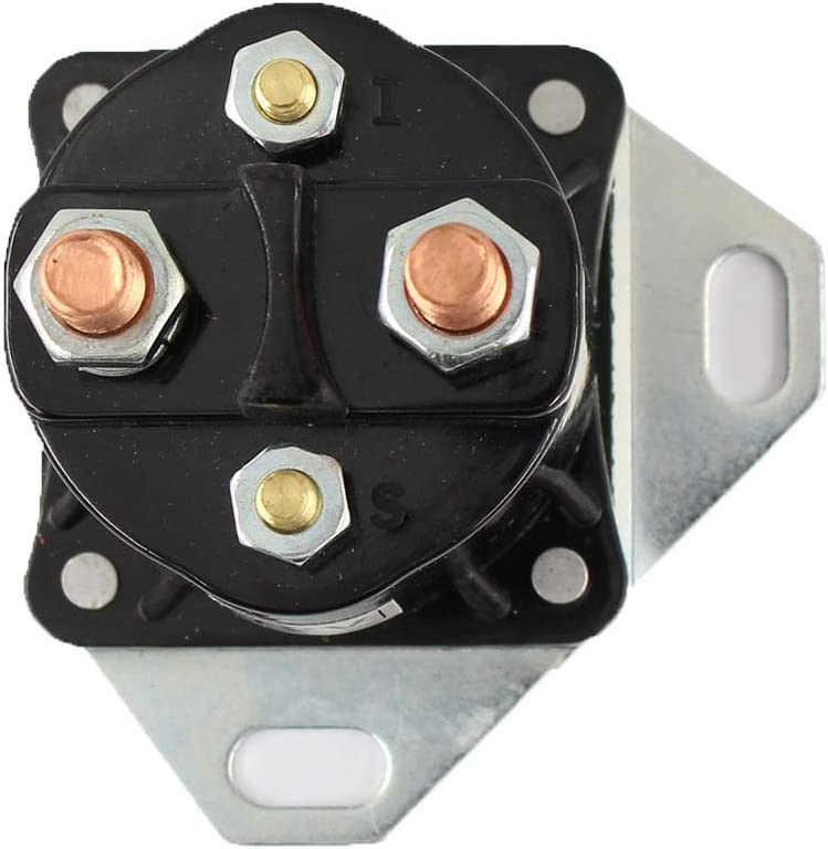 XtremeAmazing New Diesel Glow Plug Relay Solenoid for International T444E 7.3L 1995-2003