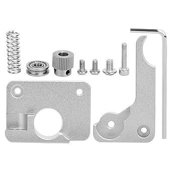 Extrusora MK10, kit de bricolaje de extrusora de impresora 3D ...