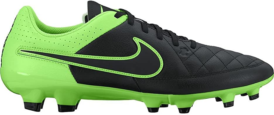 Nike Tiempo Genio Leather FG, Chaussures de Football Homme