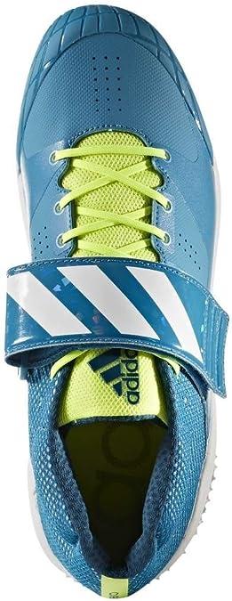 adidas Adizero Javelin, Zapatillas de Running Unisex Adulto, (Petmis/Ftwbla/Petnoc), 50 2/3 EU: Amazon.es: Zapatos y complementos