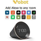Vobot Smart Alarm Clock with Amazon Alexa
