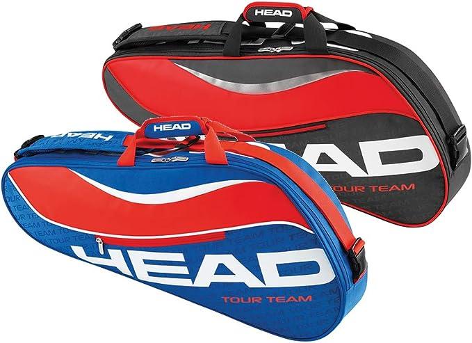 Bolsa de Tenis Unisex Adulto Head Tour Team 3r Pro