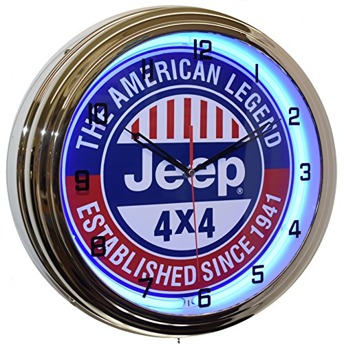 Jeep 4x4 The American Legend 16