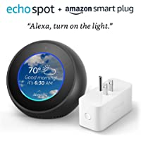 Echo Spot bundle with Amazon Smart Plug