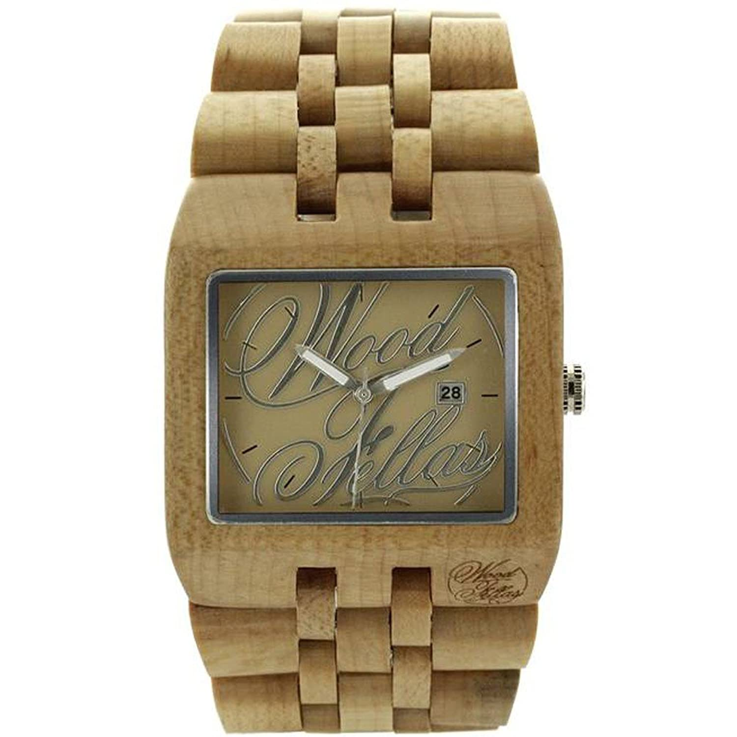 WOOD FELLAS WATCH SANUR HERREN UHR
