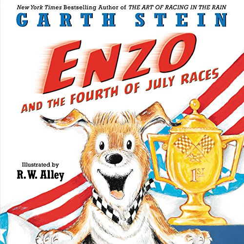 Book Cover: Enzo and the Fourth of July Races