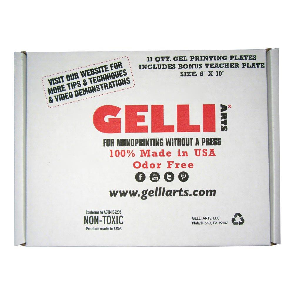 Plancha de Gel para Impresiones GELLI ARTS 20x25cm x