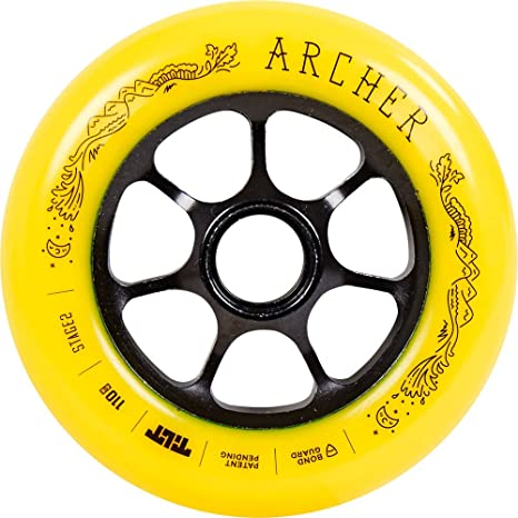 Inclinación Jon Archer firma Pro – Rueda para patinete 110 mm