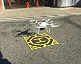 XL-Drone-and-Quadcopter-Landing-Pad-22-inch-by-22-inch-Highly-Visible-Design-Protect-Your-Investment-With-a-Soft-Landing-Surface-Made-of-Eco-Friendly-Rubber-and-Waterproof-Cloth