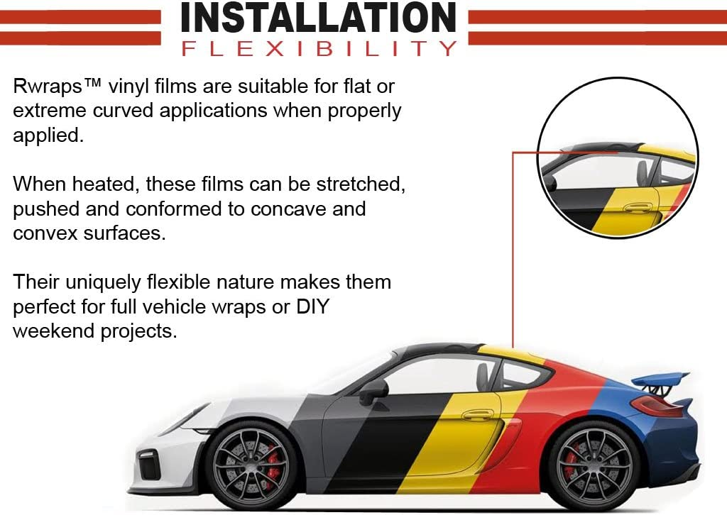 Sample Size Vinyl Vehicle Car Wrap Film Sheet Roll Rvinyl Rwraps 3D Purple Chameleon Carbon Fiber 4in x 6in