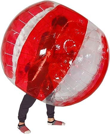 Amazon.com: sayok pelota hinchable de Bumper burbuja Balón ...