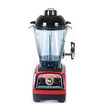 NANXCYR Exprimidor eléctrico de la licuadora Máquina exprimidora ...