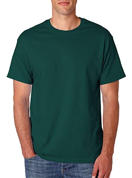 a32c81cb1f04 Image Unavailable. Image not available for. Color: Hanes Heavyweight 100% ComfortSoft  Cotton T-Shirt ...