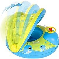 Peradix Flotador Bebé con Asiento, Flotador para Bebe