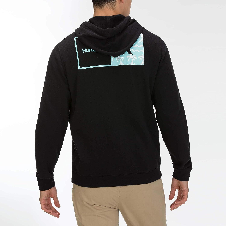 Hurley M Natural Full Zip