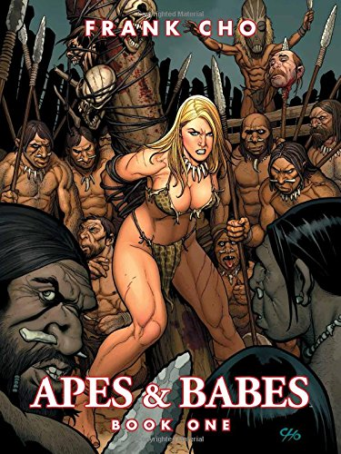 Apes and - Comic Book Erotic