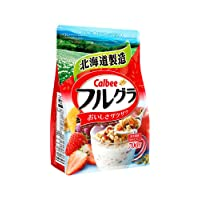 Calbee 卡乐比 富果乐水果麦片700g(日本进口)