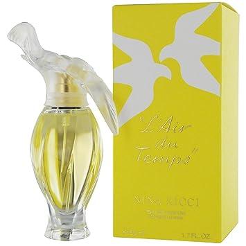 f628ac295f Nina Ricci L´Air du Temps Eau de Parfum Spray 50 ml  Amazon.co.uk ...