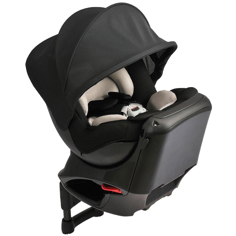エールベベの新生児向けチャイルドシート