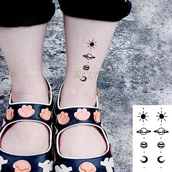 Tatuaje temporal a prueba de agua pegatina panda encantador ...