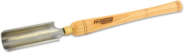 Hurricane Woodturning Bowl Gouge (2 Inches Flute)