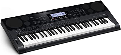 amazon com casio ctk7000 61 key portable keyboard with power supply rh amazon com