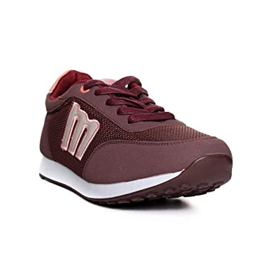 cheap for discount b3b60 9dd10 Sneakers Mustang Bordeaux 69194: Amazon.fr: Chaussures et Sacs