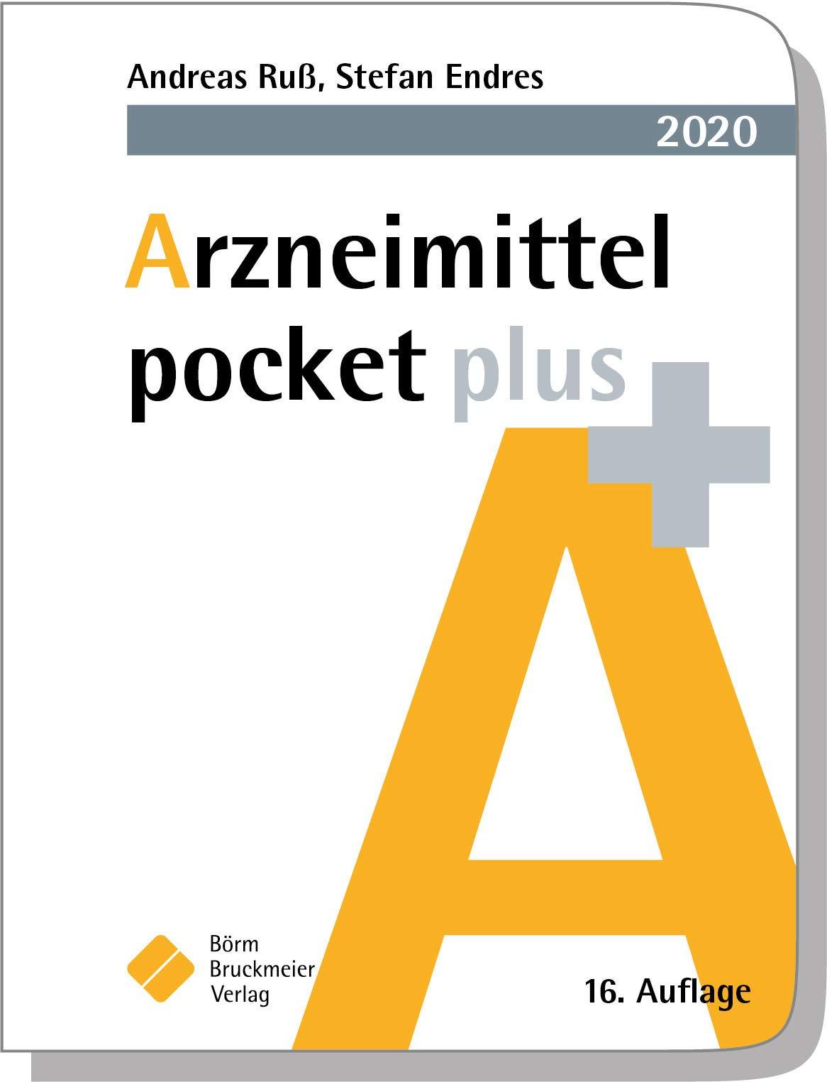 Arzneimittel Pocket Plus 2020  Pockets