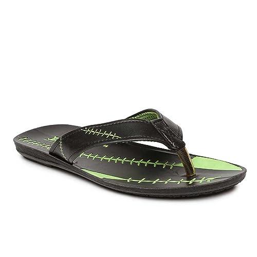 c11495733 PARAGON Vertex Men s Green Flip-Flops  Buy Online at Low Prices in India -  Amazon.in