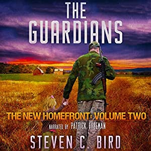 The Guardians: The New Homefront, Volume 2 Audiobook