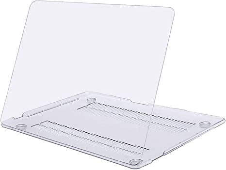 MOSISO MacBook Pro 13 inch Case  Plastic Hard Shell Case Cover, Crystal Clear