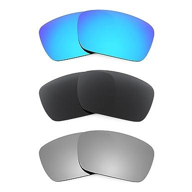 Revant Ersatzlinsen für Oakley Fuel Cell Titanium MirrorShield® u25T2
