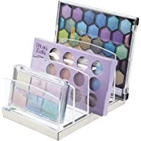 mDesign Plastic Makeup Organizer for Bathroom Countertops, Vanities, Cabinets: Cosmetics Storage Solution for…