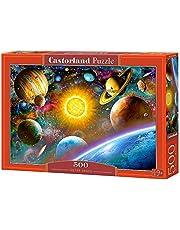 Castorland B-52158 - Outer Space, puzzel 500 stukjes