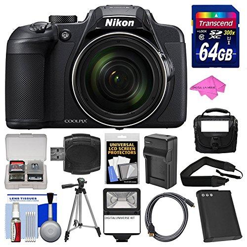 Point and Shoot Digital Camera Battery for Nikon EN-EL23 - 6