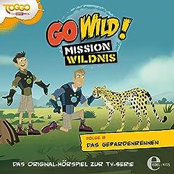 Das Gepardenrennen (Go Wild - Mission Wildnis 8)