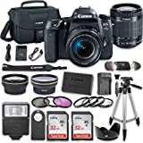Canon EOS 77D DSLR Camera Bundle + Kit