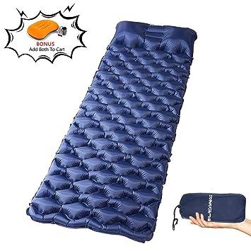 Amazon.com: Weanas Camping Saco de dormir, impermeable ...
