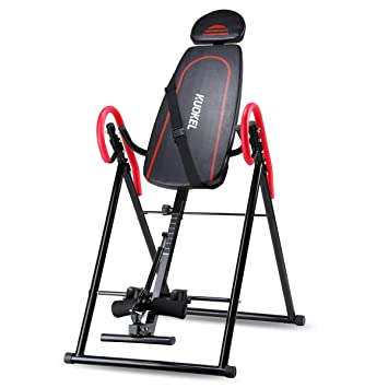 Dos Table Ys D'inversion Du Kuokel Appareil A10 Pliable Musculation CexBod