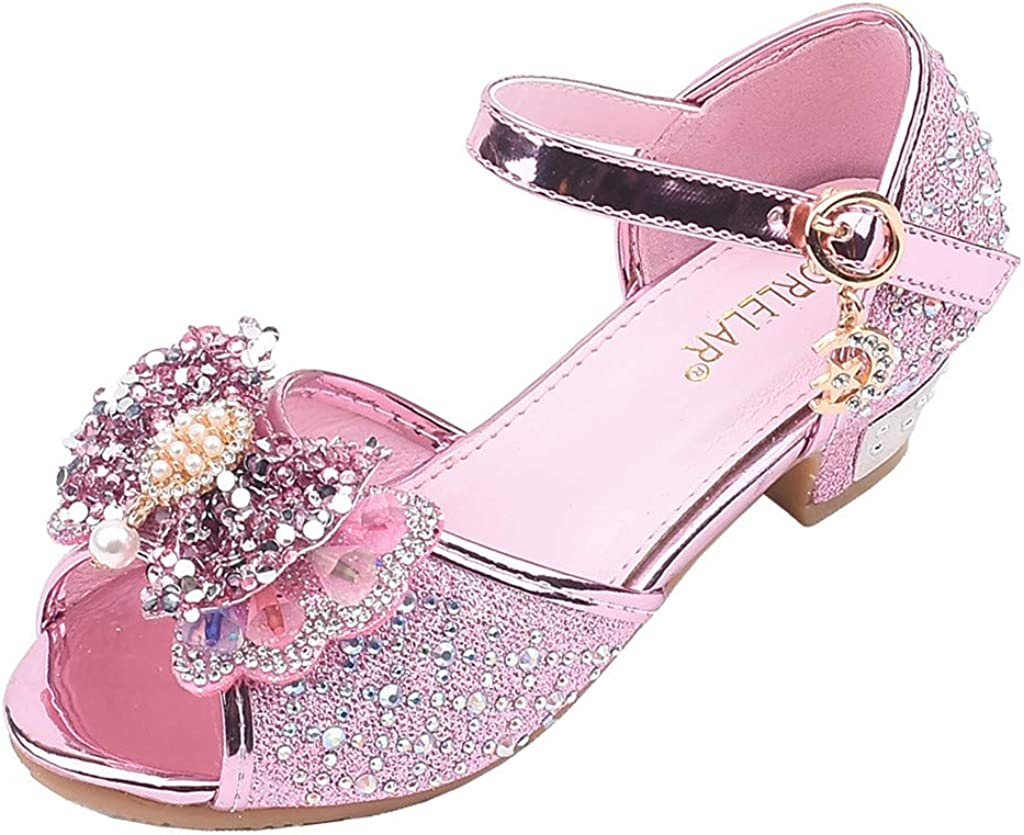 Girls Dancing Shoes Wedding Party Shoes