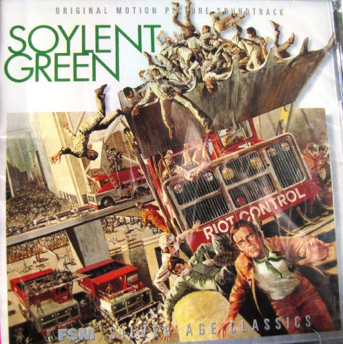 Price comparison product image Soylent Green and Demon Seed