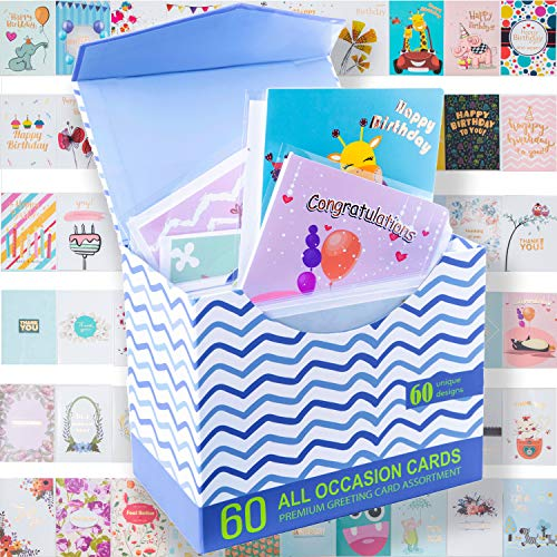 60 Assorted All Occasion
