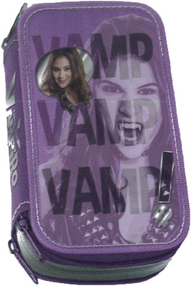 Chica Vampiro Estuche, Violeta (Morado) - 87676: Amazon.es: Equipaje