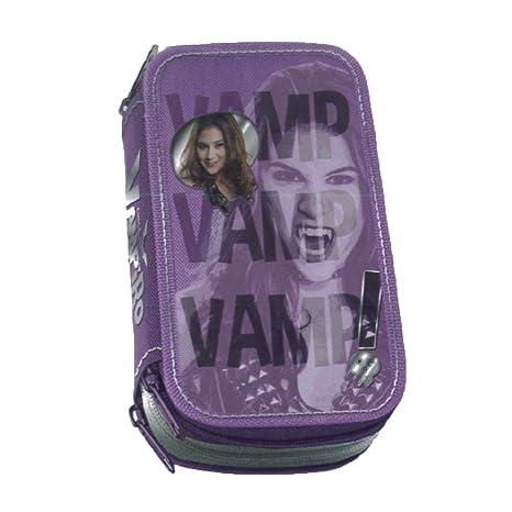 Chica Vampiro Estuche, Violeta (Morado) - 87676: Amazon.es ...