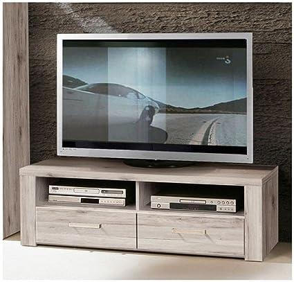 Mueble TV-board mueble para TV televisor Portland cómoda de arena ...
