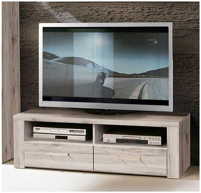 Mueble TV-board mueble para TV televisor Portland cómoda de arena: Amazon.es: Electrónica