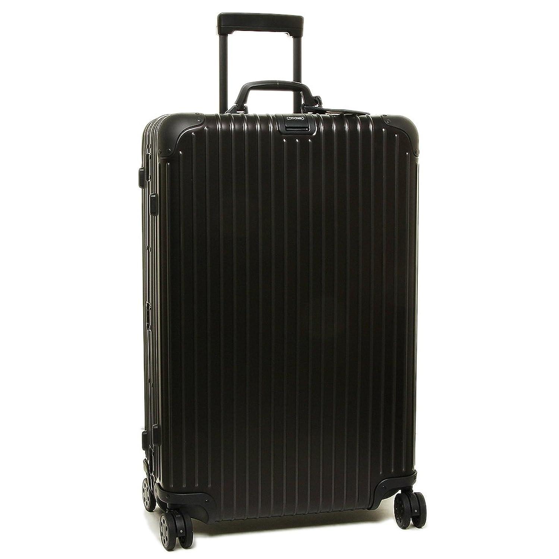 リモワ スーツケース RIMOWA 924.73.01.4 TOPAS STEALTH トパーズステルス 85L 7~10泊用 4輪 TSAロック メンズ レディース キャリーバッグ BLACK [並行輸入品] B0734J9ZSH
