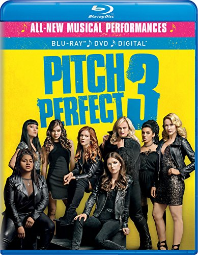 Pitch Perfect 3 (With DVD, 2 Pack, 2PC)