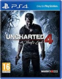Uncharted 4: A Thief's End (PS4) UK IMPORT REGION FREE