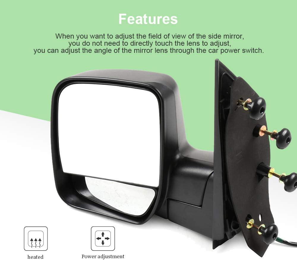 Exterior Accessories Automotive SCITOO Left Mirror fit 2003-2013 ...